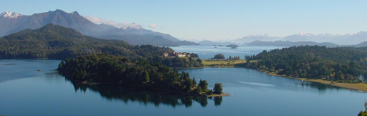 Paysage argentin près de Bariloche