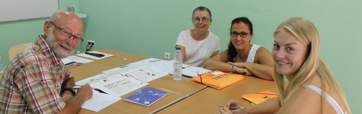 Séjours linguistiques Club 50+ en espagnol à Benalmadena