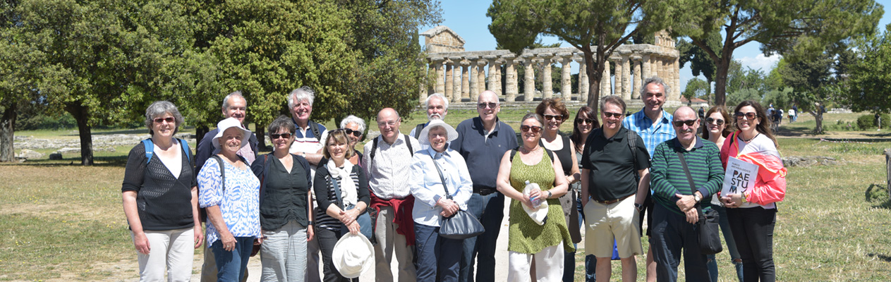 Séjours linguistiques Club 50+ en italien à Salerne