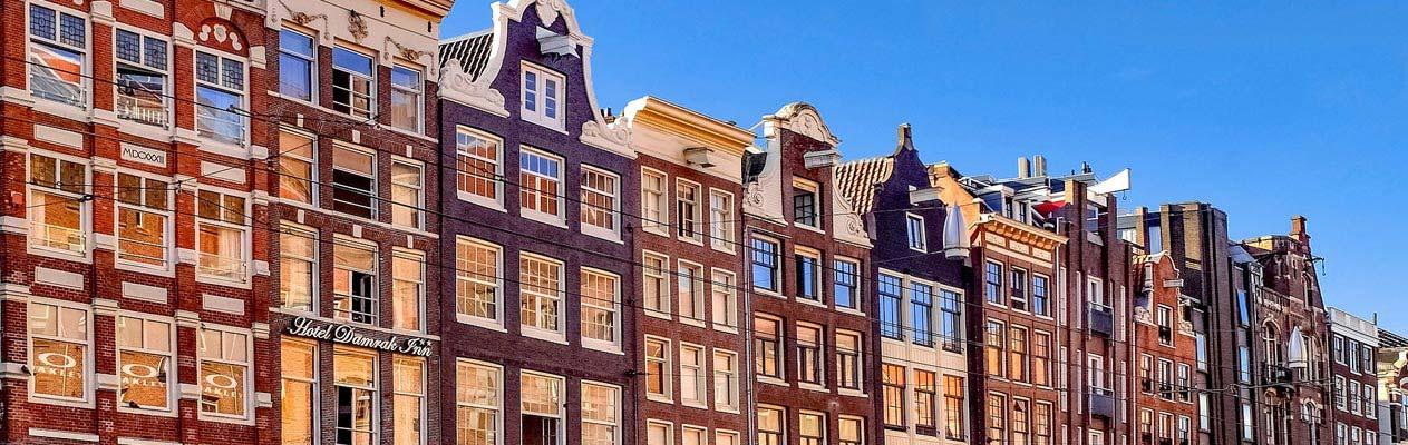 Maisons des canaux, Amsterdam