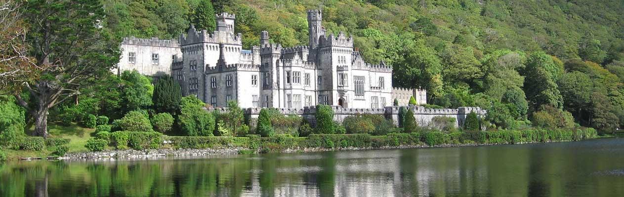 Abbaye de Kylemore, comté de Galway