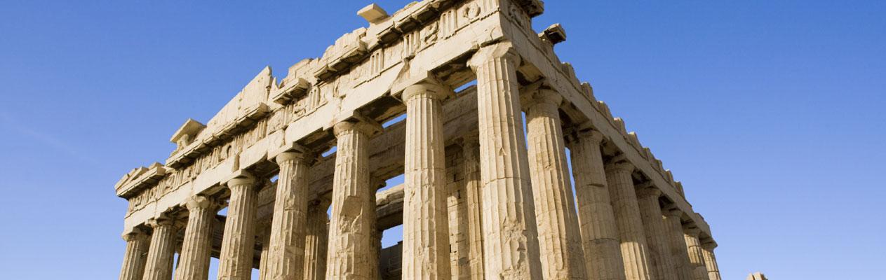 Parthénon, Grèce