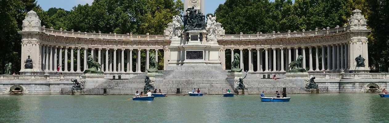 Madrid Parc Retiro