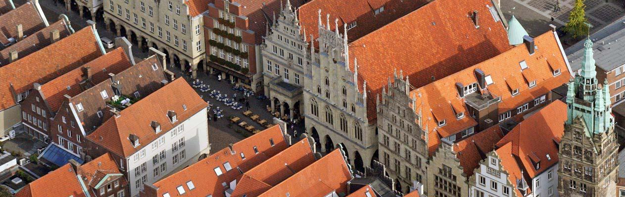 Toits rouges de Münster
