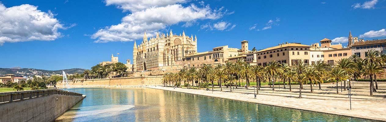 Cathédrale Sainte-Marie de Palma de Majorque