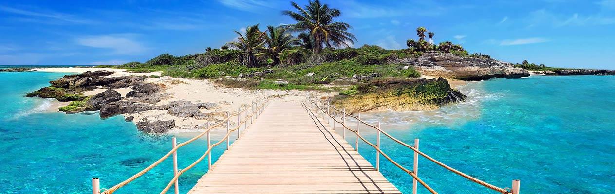 Playa del Carmen, Mexique