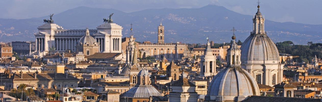 Rome, l'extraordinaire capitale de l'Italie