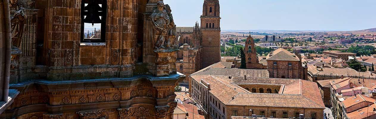 Université de Salamanque et campagne espagnole