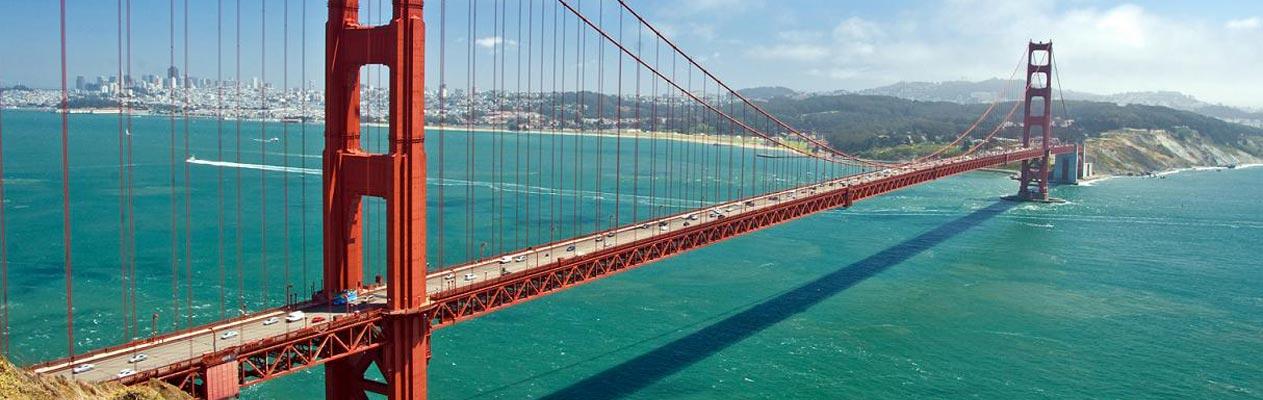 Golden Gate Bridge de San Francisco