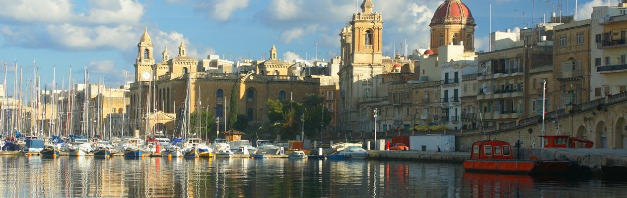 Station balnéaire de Saint Julian's, Malte