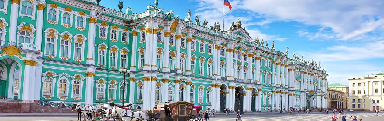 Musée de l'Ermitage de Saint Pétersbourg, Russie