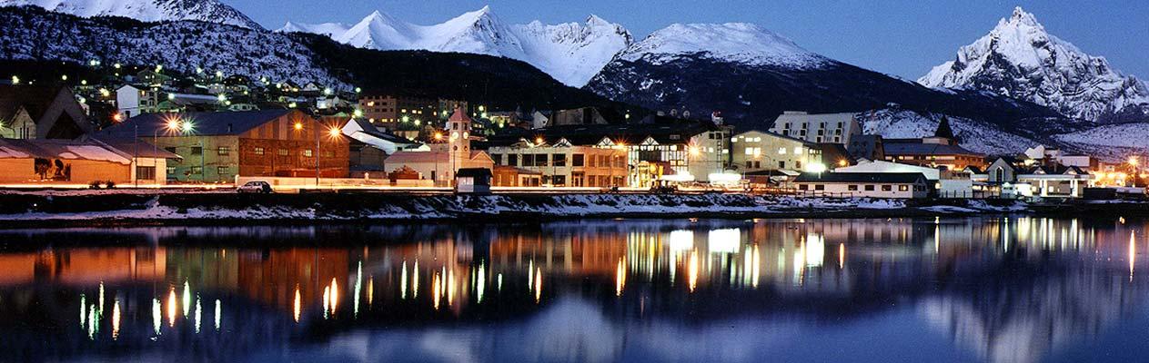 Ushuaïa, la ville la plus australe du monde, Argentine