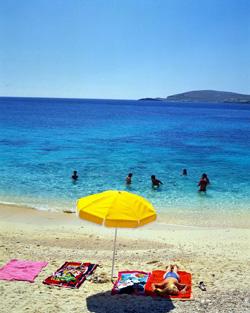 Malta-beach-life
